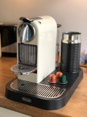 DeLonghi Nespresso Maschine Citiz Milk