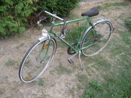 Mountain-Bikes, BMX-Räder, Rennräder - uraltes Rennrad SPRICK Rennsport 28
