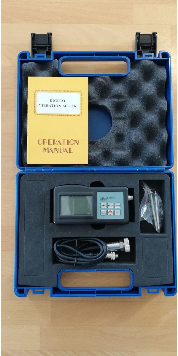 Vibrationsmessgerät VM-6360