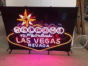 Las Vegas Neon Bild