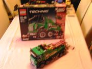 Verkaufe Lego Technik Bergungstruck 42008