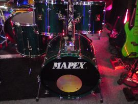 Drums, Percussion, Orff - Altes 90er Mapex Orion Kesselset