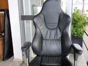 Original Recaro Style Leder schwarz
