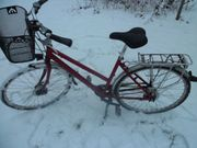 Damen City Fahrrad 8 Gang