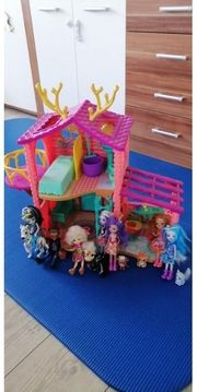 Enchantimals Puppenhaus grosses Set