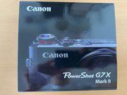 NEU Canon PowerShot G7X Mark