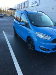 Ford Courier S S Titanuim