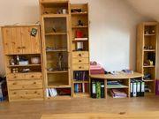 Möbel Zimmer Jugendzimmer Bett Wohnwand