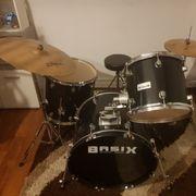 Basix Schlagzeug für Anfänger