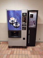 Getränkeautomat heiß kalt Westomatic inkl