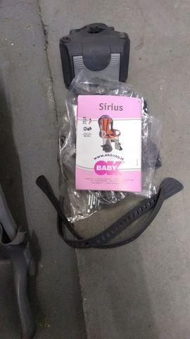Fahrradsitze - Sirius OK Baby Kinderfahrradsitz