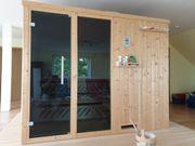 Original finnische Sauna WEKA neuwertig