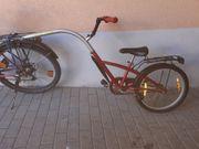 Tandem Fahrrad Kinderfahrrad