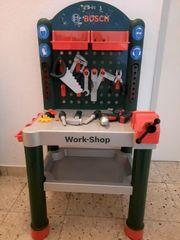 Werkbank Bosch