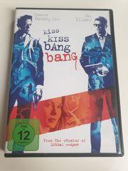 Kiss Kiss Bang Bang DVD