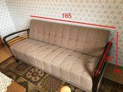 Vintage 50 60er Sofa Couch