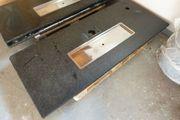 Granitplatte Arbeitsplatte Theke Outdoorküche