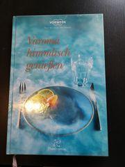 Thermomix Kochbuch Varoma himmlisch genießen