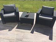 Lounge Möbel Set für Garten