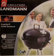 Grillchef by Landmann - Kugelgrill