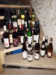 Wein Kellerfund