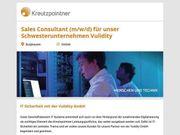 Sales Consultant m w d