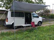 VW T5 Camping Bus