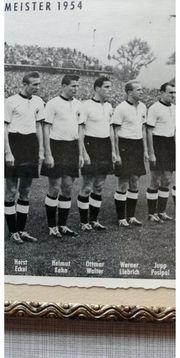 Fussball - Weltmeister 1954