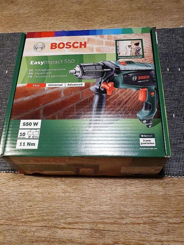 Bosch EasyImpact 550 W im
