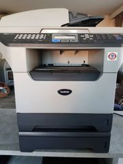 Laserdrucker Brother MFC-8460N