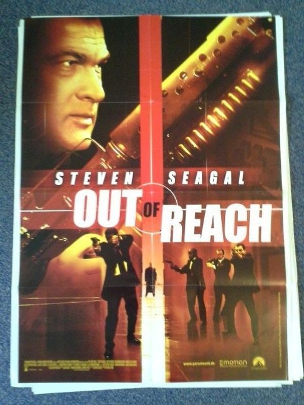 OUT OF REACH Steven Seagal