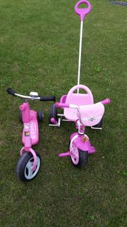 Kettler Dreirad Scooter PINK