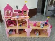 Prinzessin Schloss Puppenhaus