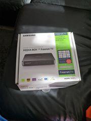 Samsung Media Box freenet tv