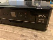 Epson XP-520 Expression Premium - Tintenkissenservice -