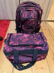 Schulrucksack mit Sporttasche von 4you