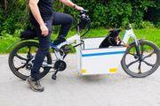 E-Bike Lastenfahrrad