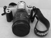 Canon Eos300 mit Sigma 28-200