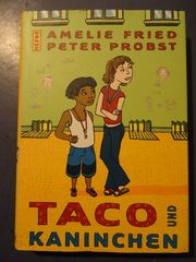 Taco und Kaninchen von Fried