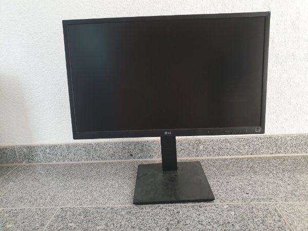 Einwandfreier LG 24BK550Y-B zu verkaufen