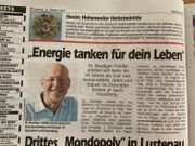2Tickets für Dr Rüdiger Dahlke