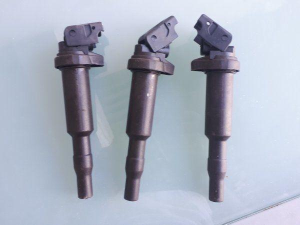 3x Bosch Zündspule 0221504470