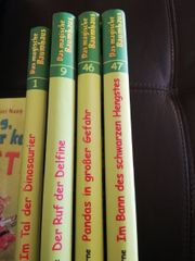 4 Bücher aus der Reihe
