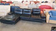 Sofa Leder mit funktion hochwertig -