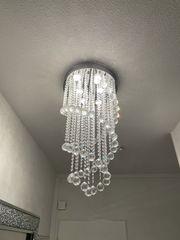 2x Lampe Kronenleuchte modern