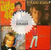 83 Schallplatten LPs DEUTSCHE Schlagerstars