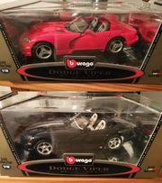 Burago Dodge Viper RT 10