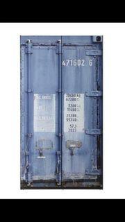Kleiderschrank Containerschrank