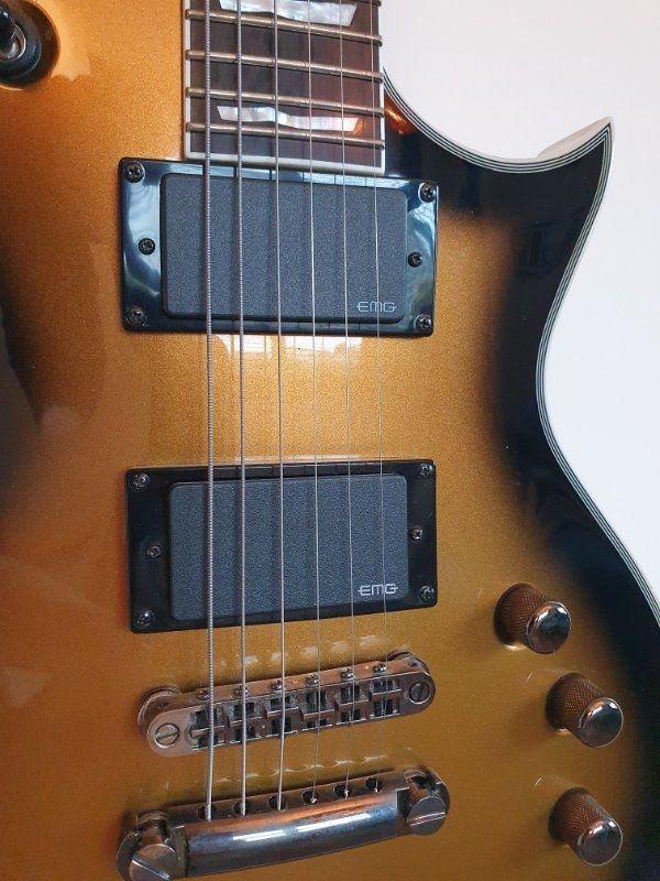 ESP LTD EC-1000 E-Gitarre
