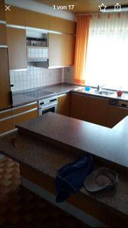 Einbauküche mit Geräten von Neff